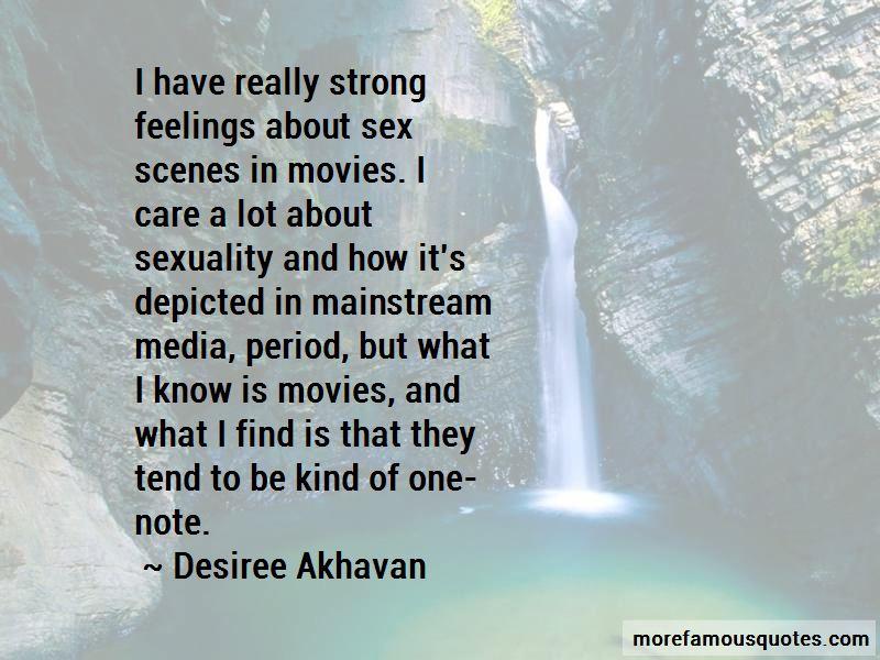 Desiree Akhavan Quotes Pictures 3