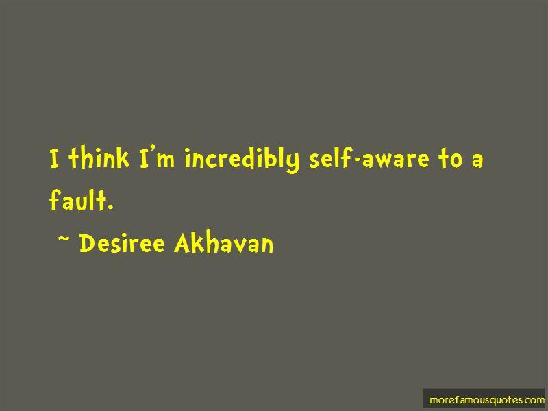 Desiree Akhavan Quotes