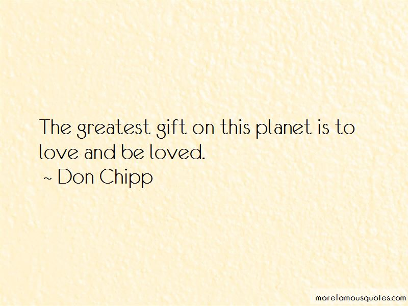 Don Chipp Quotes Pictures 2