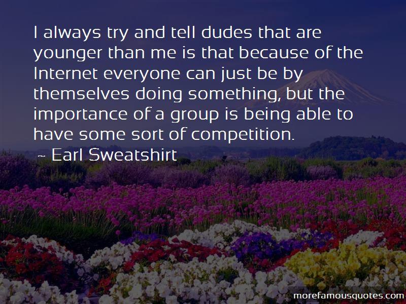 Earl Sweatshirt Quotes Pictures 2