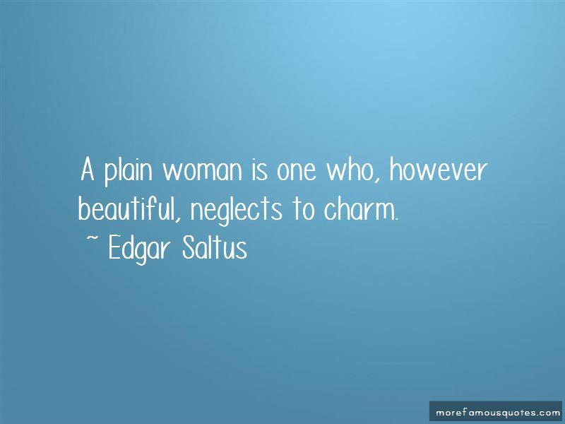 Edgar Saltus Quotes