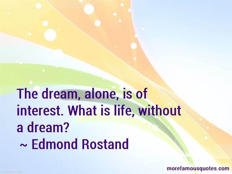 Edmond Rostand Quotes Pictures 2