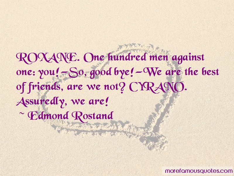Edmond Rostand Quotes Pictures 4