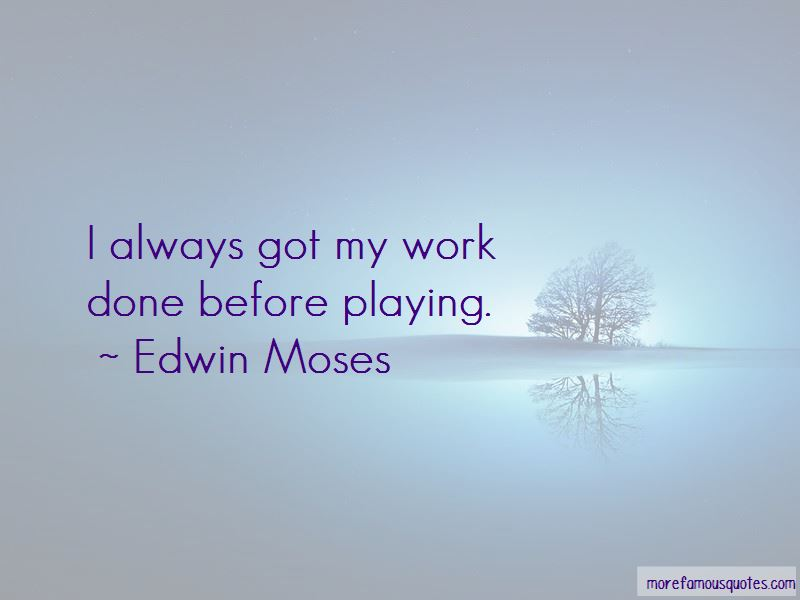Edwin Moses Quotes Pictures 4