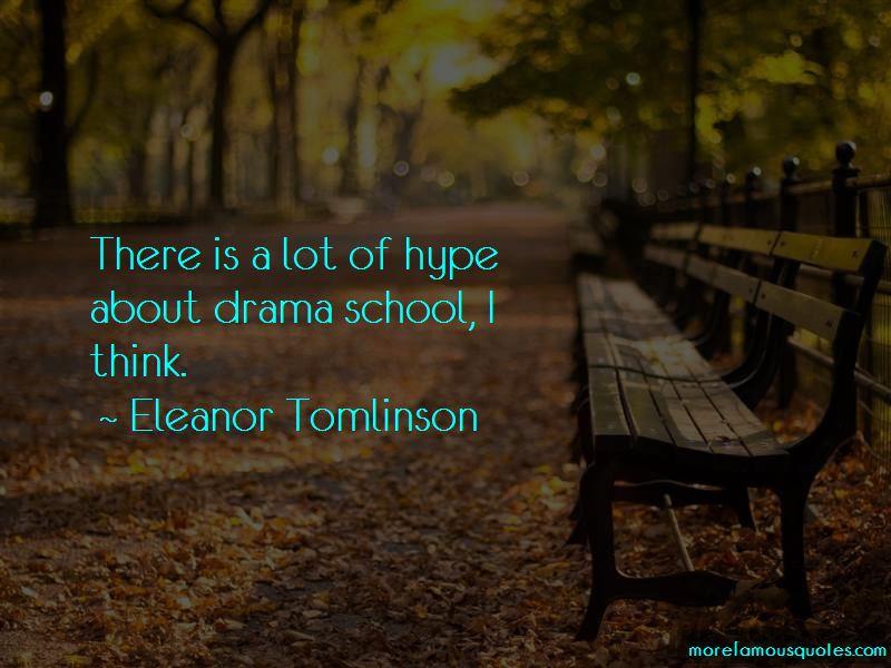 Eleanor Tomlinson Quotes Pictures 3