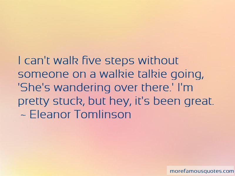 Eleanor Tomlinson Quotes Pictures 4