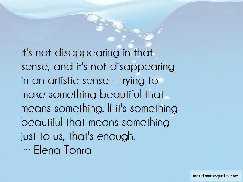 Elena Tonra Quotes Pictures 3