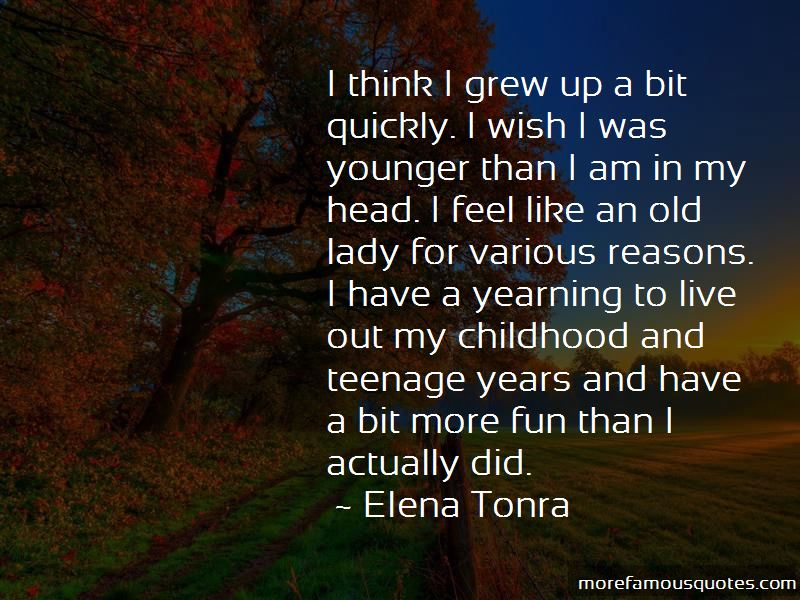 Elena Tonra Quotes