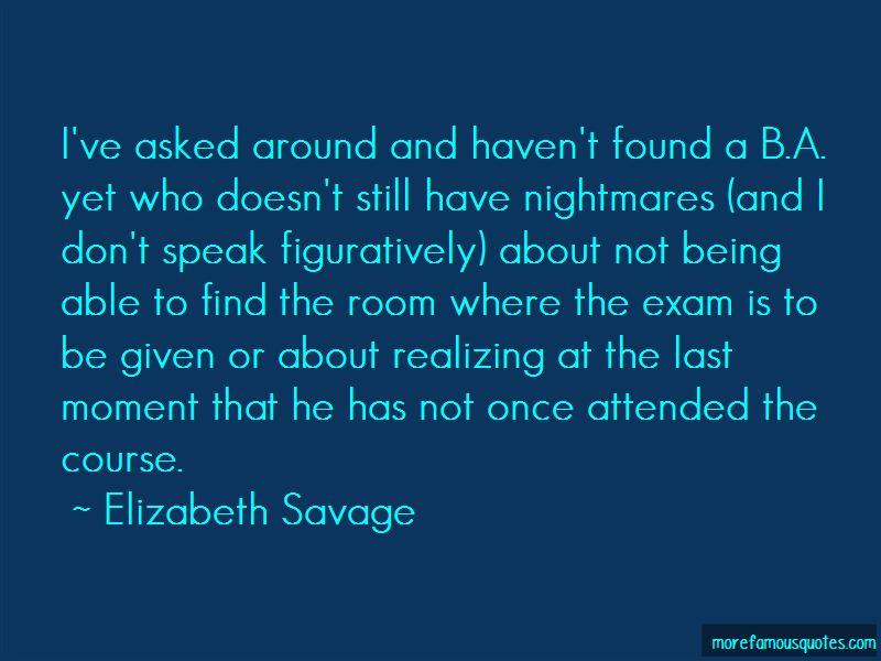 Elizabeth Savage Quotes Pictures 3