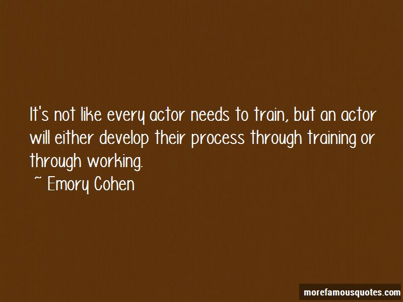 Emory Cohen Quotes Pictures 2