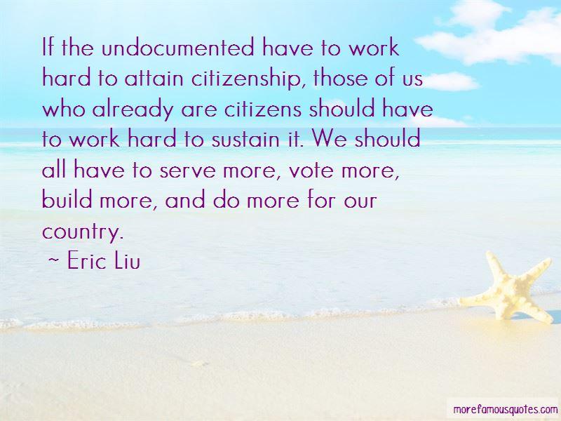 Eric Liu Quotes Pictures 4