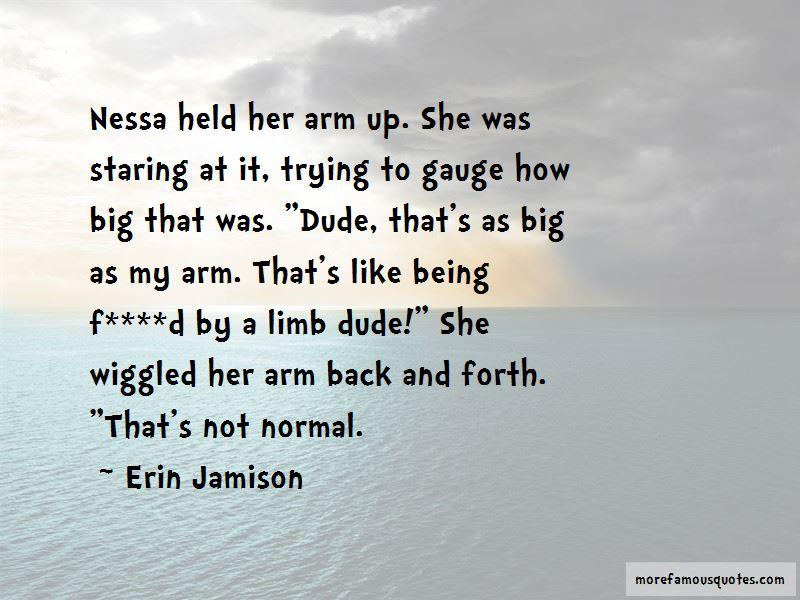 Erin Jamison Quotes