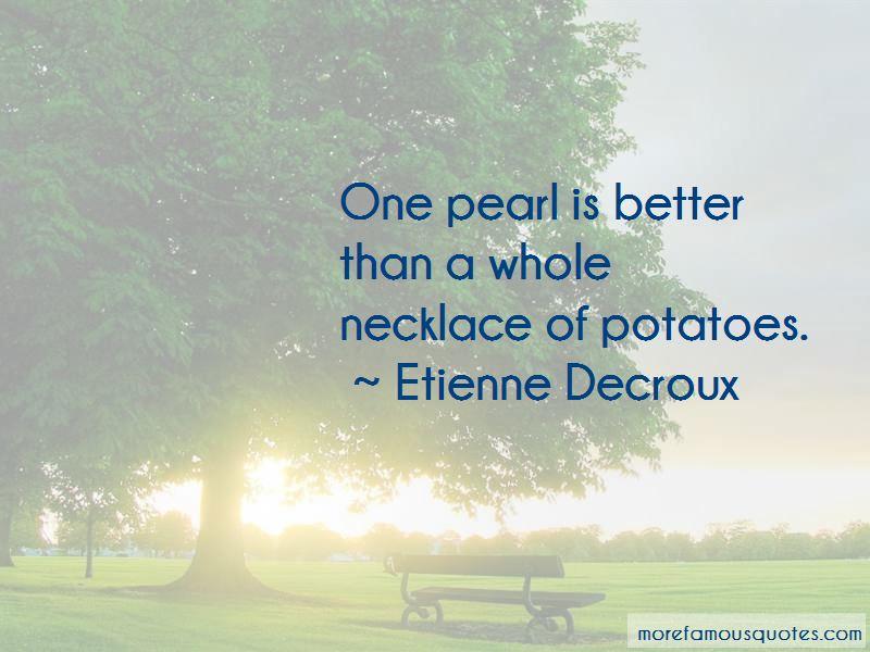 Etienne Decroux Quotes