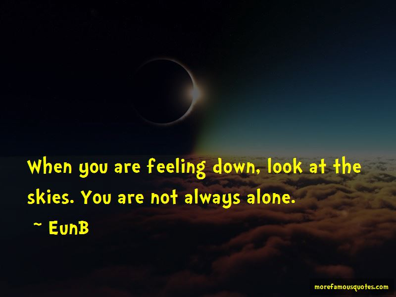 EunB Quotes Pictures 2