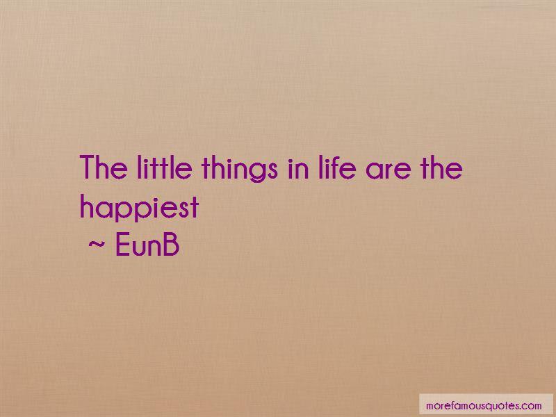 EunB Quotes Pictures 3