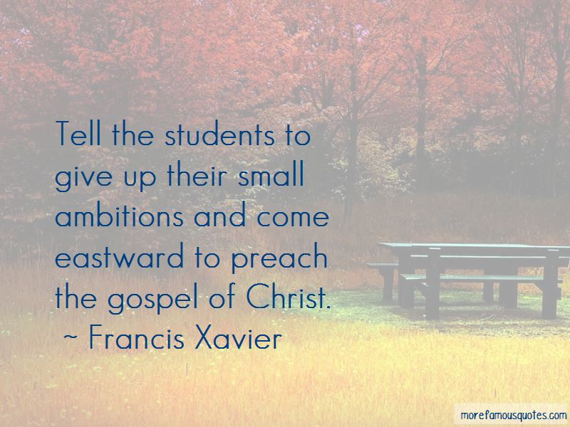 Francis Xavier Quotes Pictures 3