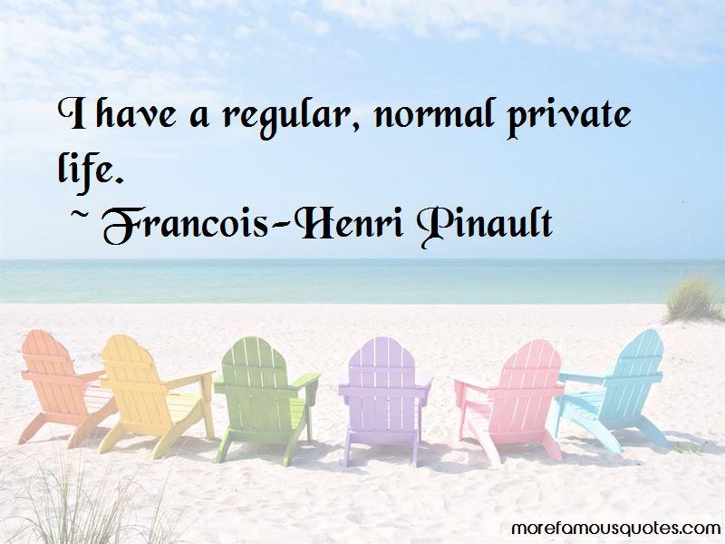 Francois-Henri Pinault Quotes
