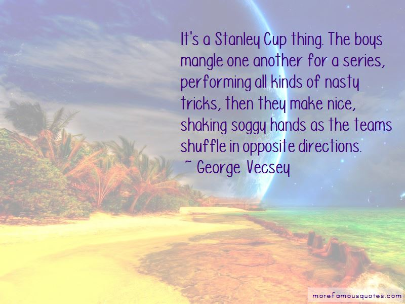 George Vecsey Quotes Pictures 2