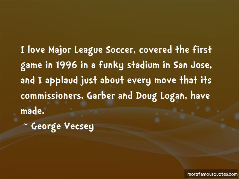 George Vecsey Quotes Pictures 4