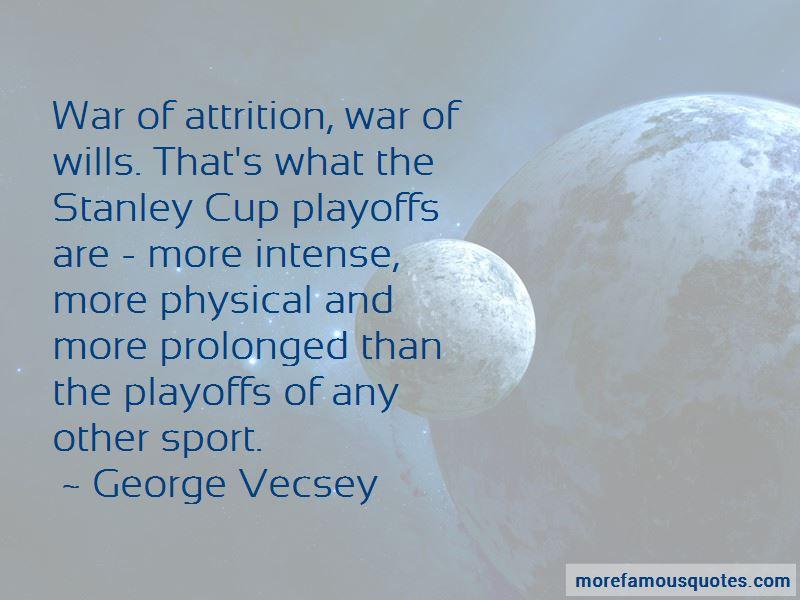 George Vecsey Quotes