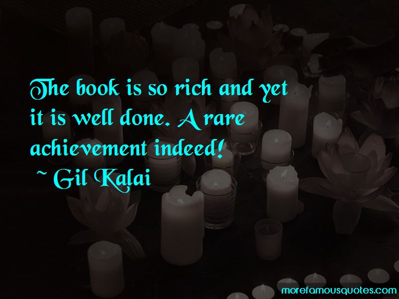 Gil Kalai Quotes