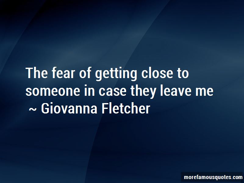Giovanna Fletcher Quotes Pictures 2
