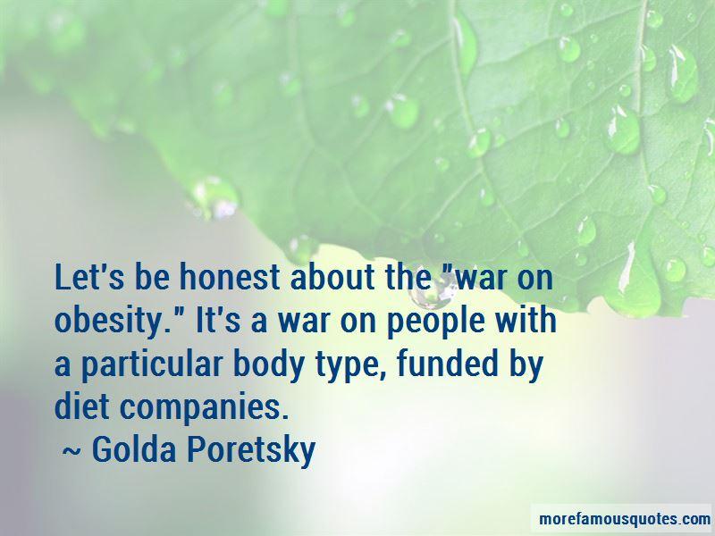 Golda Poretsky Quotes Pictures 4