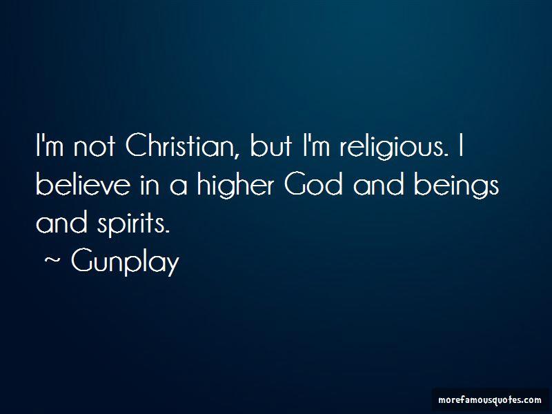 Gunplay Quotes