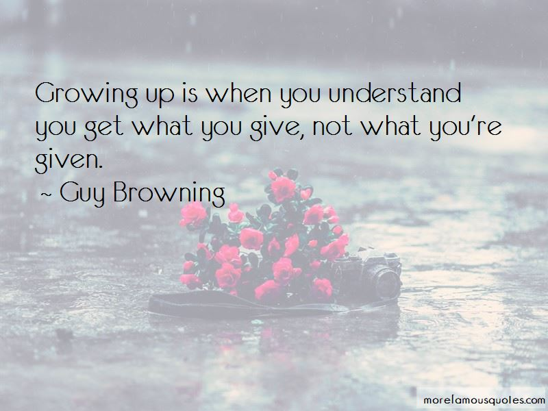 Guy Browning Quotes Pictures 4