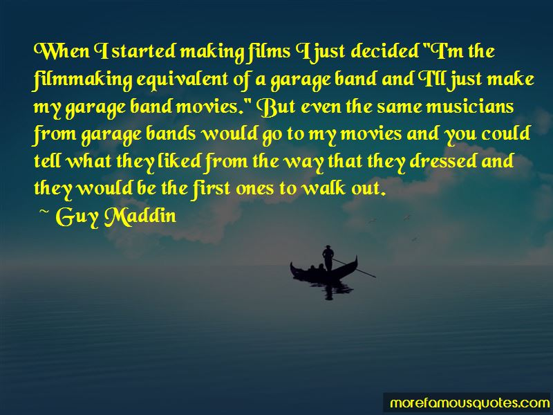 Guy Maddin Quotes Pictures 3