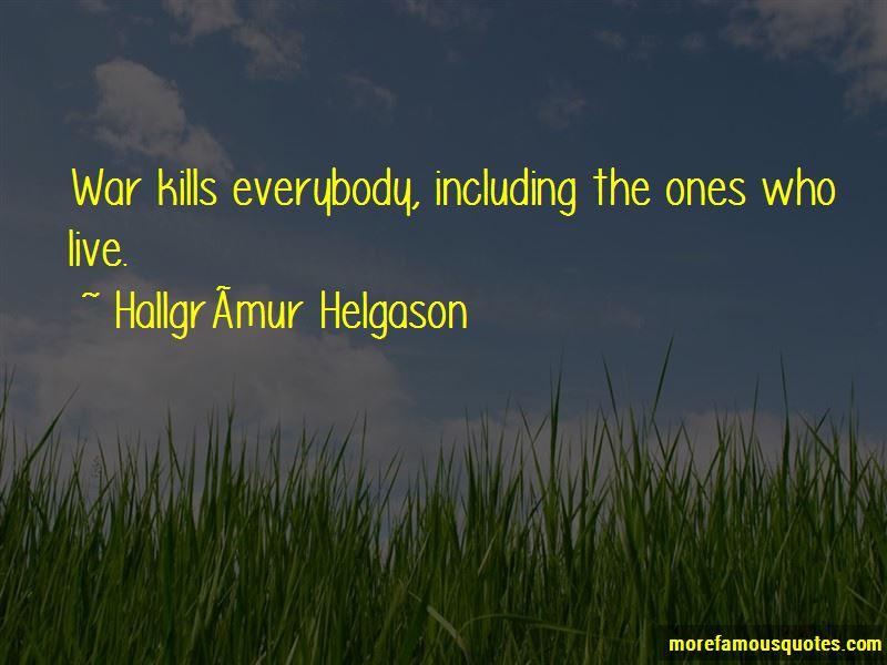 Hallgrimur-Helgason Quotes Pictures 3