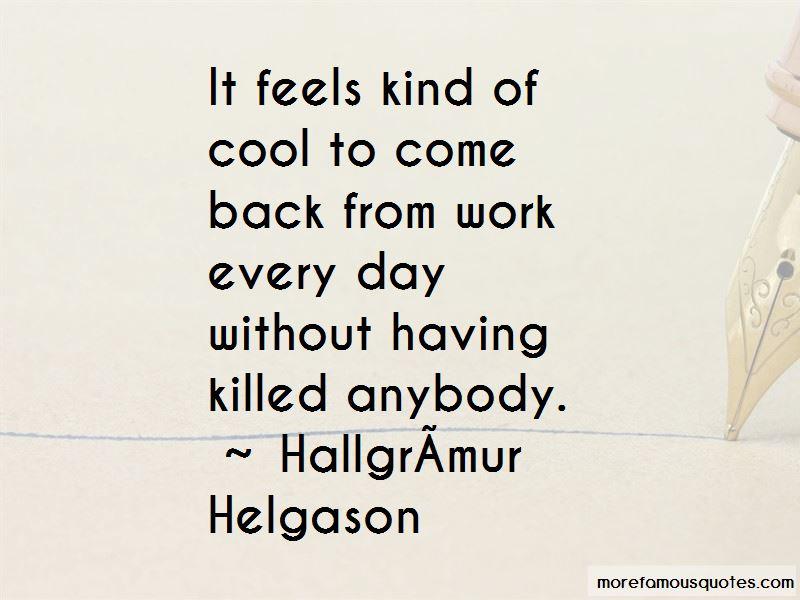 Hallgrimur-Helgason Quotes Pictures 4