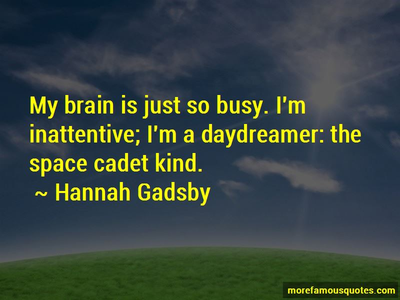 Hannah Gadsby Quotes Pictures 3