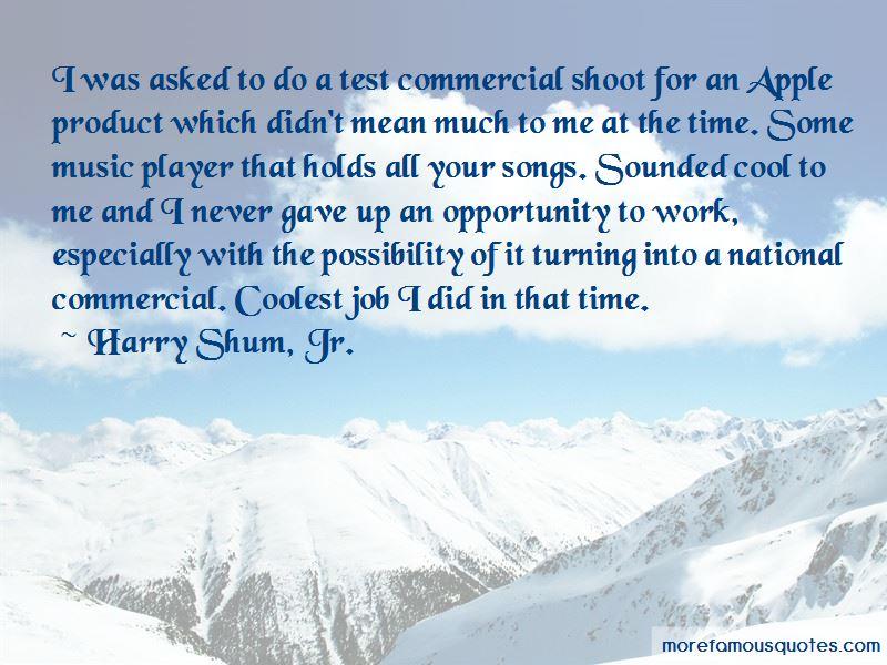 Harry Shum, Jr. Quotes Pictures 4