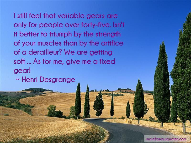 Henri Desgrange Quotes Pictures 2