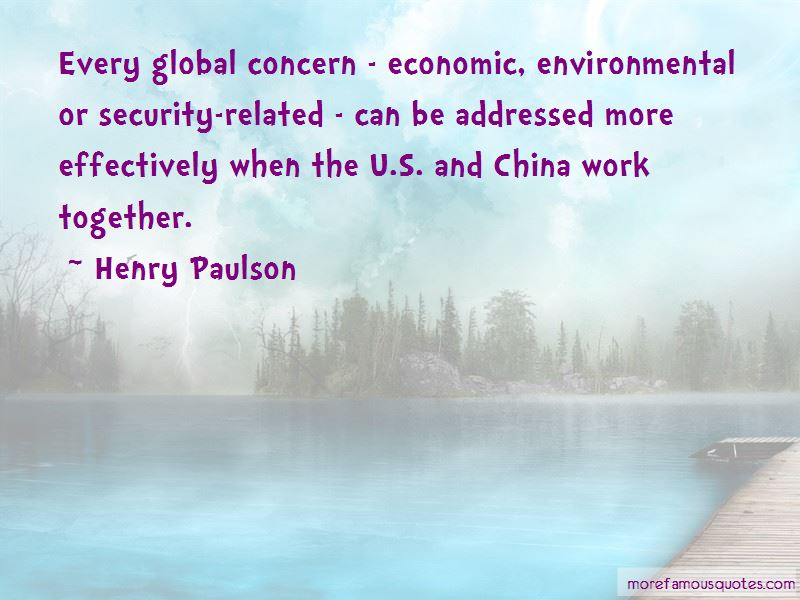 Henry Paulson Quotes Pictures 4
