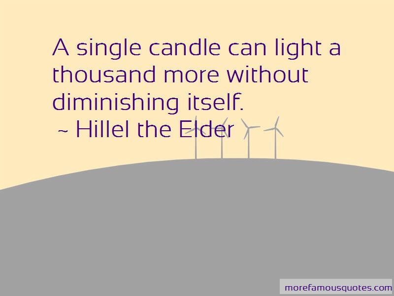 Hillel The Elder Quotes Pictures 2