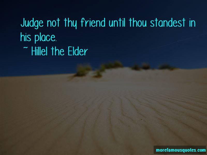Hillel The Elder Quotes Pictures 3