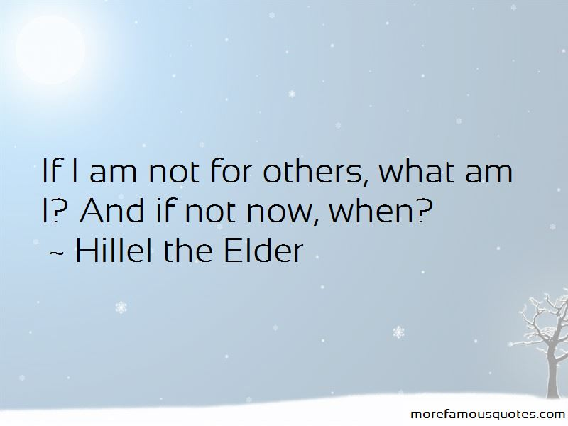 Hillel The Elder Quotes Pictures 4