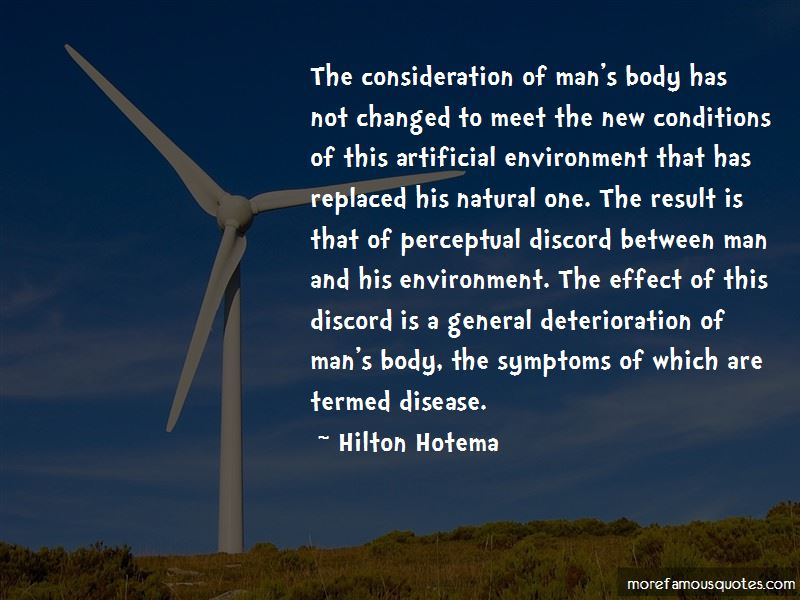 Hilton Hotema Quotes