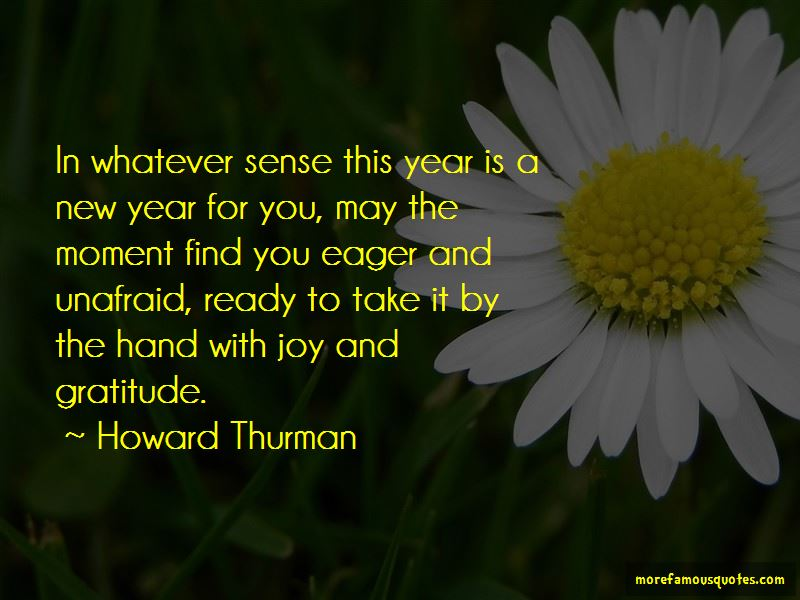 Howard Thurman Quotes Pictures 2