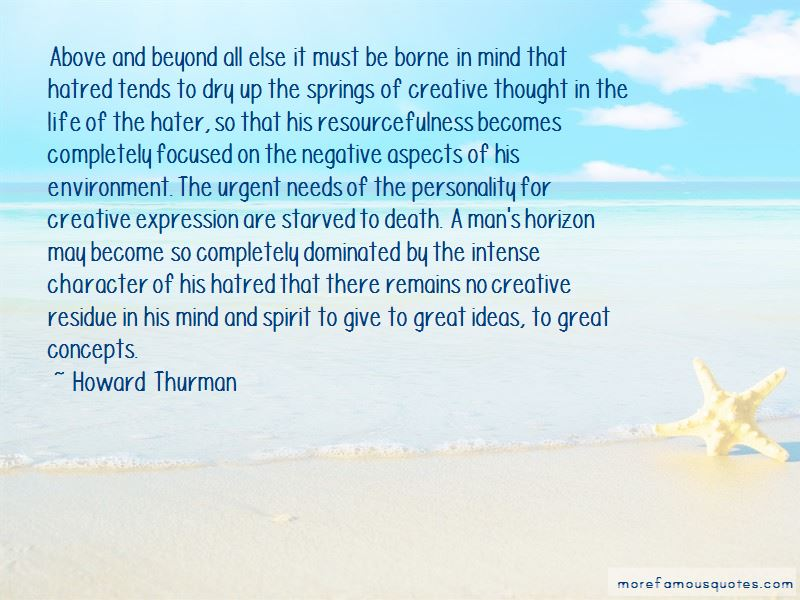 Howard Thurman Quotes Pictures 3