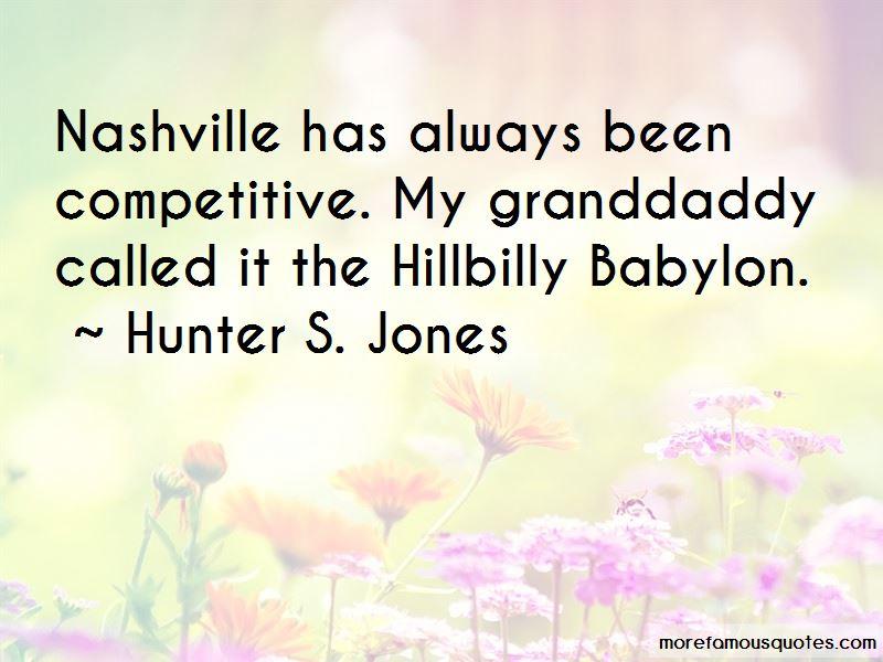 Hunter S. Jones Quotes Pictures 2