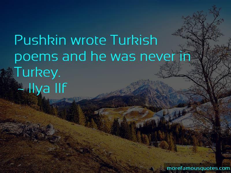 Ilya Ilf Quotes Pictures 3
