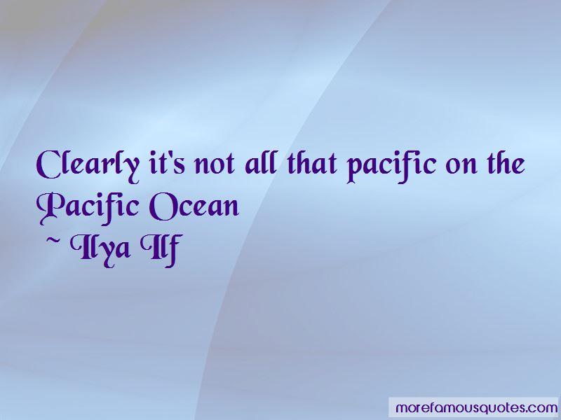 Ilya Ilf Quotes