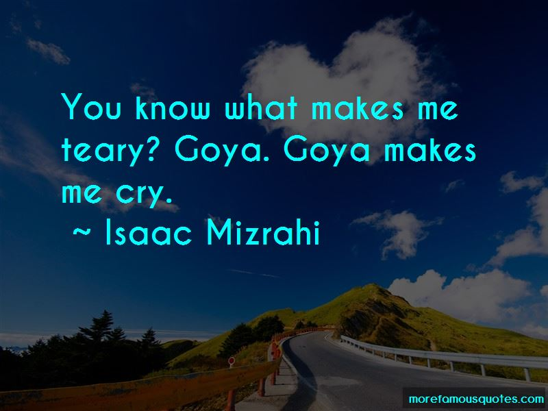 Isaac Mizrahi Quotes Pictures 3