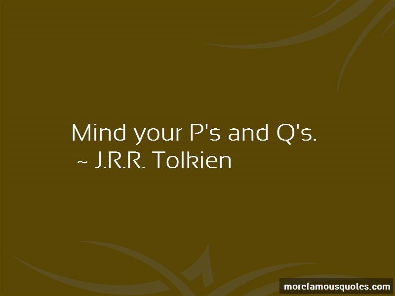 J.R.R. Tolkien Quotes Pictures 3