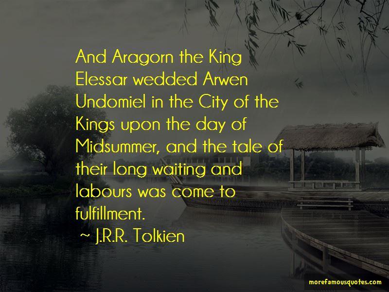J.R.R. Tolkien Quotes