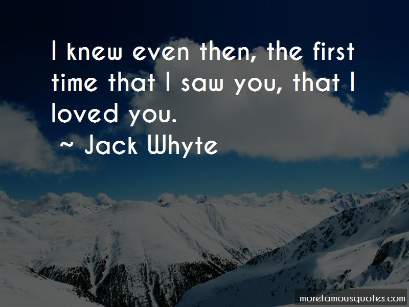 Jack Whyte Quotes Pictures 3