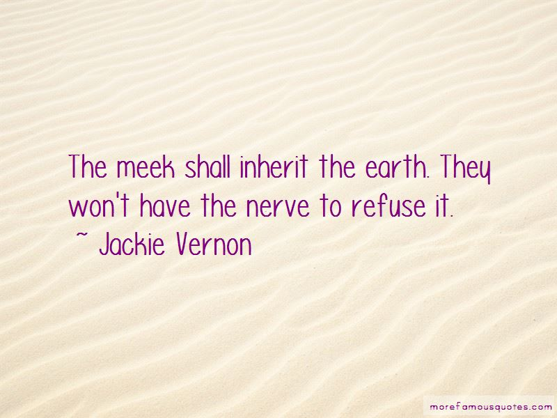 Jackie Vernon Quotes Pictures 3